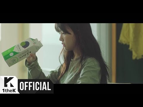 [MV] MINAH (Girl's Day)(민아 (걸스데이))   11°