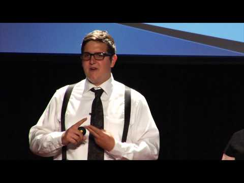 Atomic Power. Saving Lives. | Siouxsie Downs & Conrad Farnsworth | TEDxRapidCity