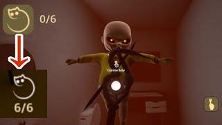 Bayi Berbaju Kuning mencari Collectable    Game HOROR!!! screenshot 5