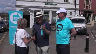 BREXIT Party Gloucestershire's Christina Simmonds interviews Des Parkinson  BREXIT Party Candidate