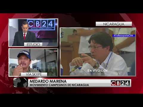 Campesinos dan plazo de 24 horas a Daniel Ortega en Nicaragua