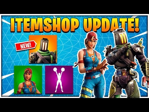 *NEW* FORTNITE ITEM SHOP COUNTDOWN! February 6th New Skins! - Fortnite Battle Royale thumbnail