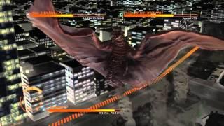Godzilla VS Online Battle #3 Rodan