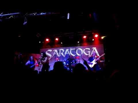 Saratoga - Ángel de barro - Sevilla sala fanatic 25/03/17