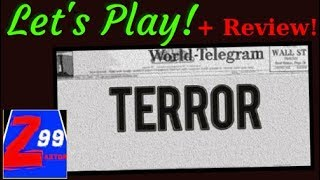 Terror - Let's Play! + Review! - Full Game Played!