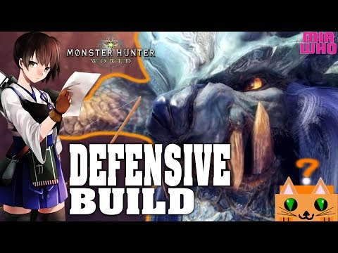 Arch Tempered Lunastra DEFENSIVE Bow Build SOLO - Monster Hunter World thumbnail