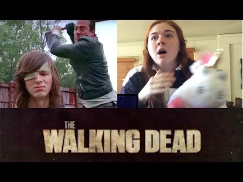 """Download The Walking Dead 7x16 """"The First Day of the Rest of Your Life"""" Reaction"""