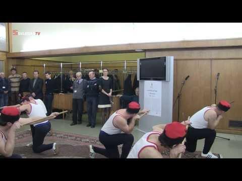 DRŽAVNI SVET Odprtje razstave Sokoli skozi čas (StrokovnaS-TV Skledar)