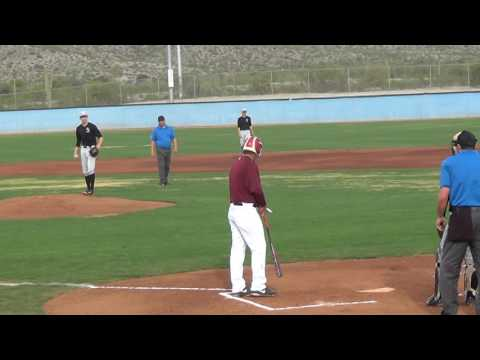 Rob Jesionowski 2017 Senior Varsity Pitcher @ Estrella Foothills High School