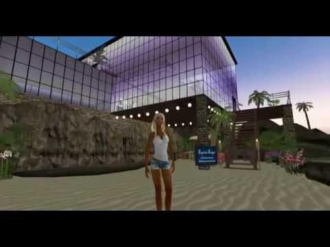 Custom Beach House 'Cliffside' Zaby - Virtual Adult World