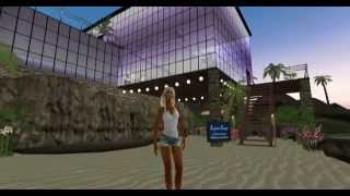 Custom Beach House 'Cliffside' Zaby - Virtual Adult World