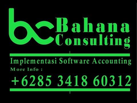 Buka Database FINA Accounting
