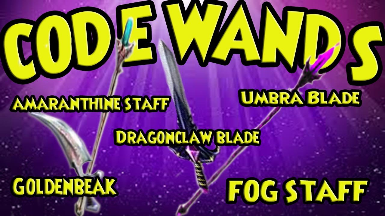 wizard101 codes for wands
