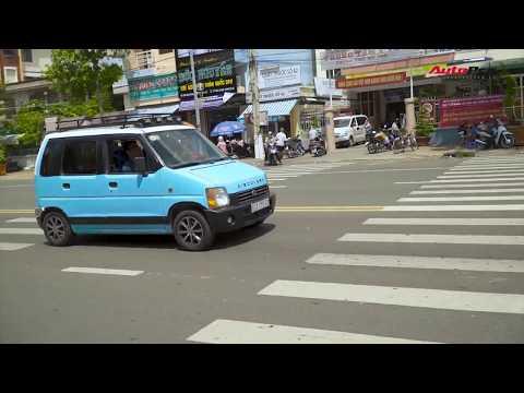 ô tô suzuki wagon như thế nào