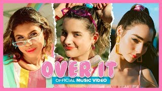 "OVER IT | Annie LeBlanc, Indiana Massara & Aliyah Moulden | ""Chicken Girls"" Music Video"