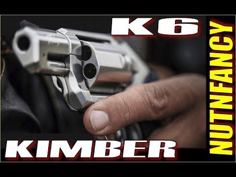Kimber K6 6 Shot Magnum- Full Review