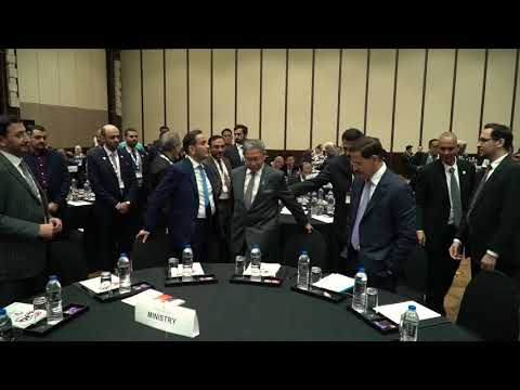 Minister of Economy, UAE Speech and Minister of Trade & Industry, Malaysia