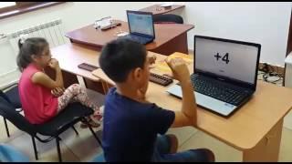 Аксу обучение ментальной арифметике
