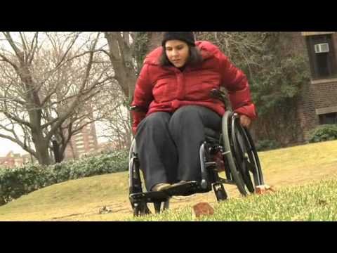 Disabled in Boston: Life in a Wheelchair