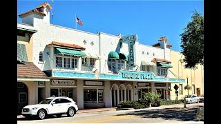 Discovering Vero Beach- Tнe Historic Downtown Arts & Entertainment District