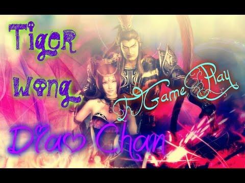 Dynasty warriors 7 special diao chan 1 3 youtube - Seven knights diaochan ...