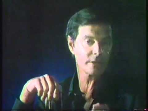 Louis Jourdan 1980 Canada Dry Sparkling Water Commercial