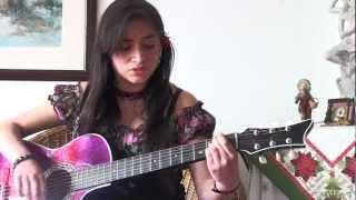 Luna Caliente - Victoria Sur - M.E.G Melisa García Cover