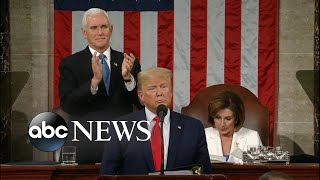 Скачать Democrats Respond To President Trump 39 S State Of The Union Address ABC News
