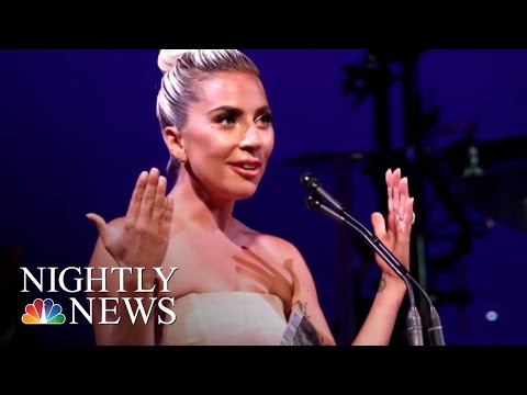 Lady Gaga Opens Up About Mental Health | NBC Nightly News Mp3