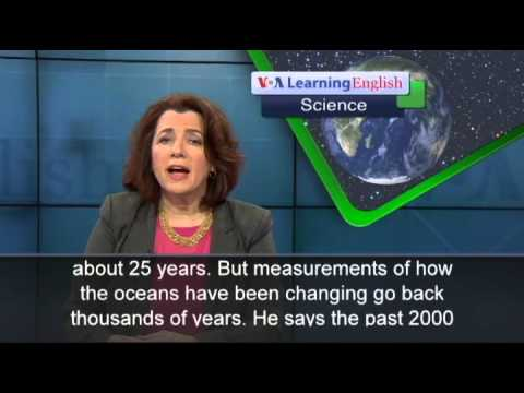 The Science Report: New Satellite Collects Sea Level Information on Climate Change