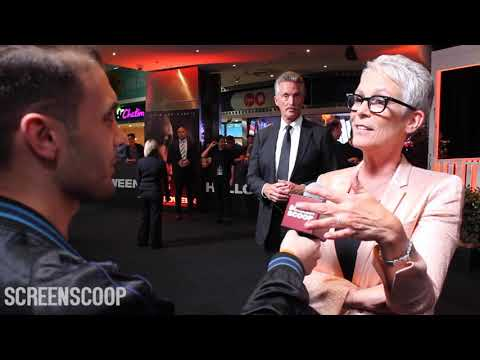 Halloween Australian Premiere Interview | Jamie Lee Curtis