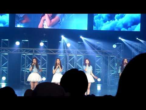 [FANCAM] Secret's Summer LiveEncore Stage: Only U (Japanese) & SECRET DREAM
