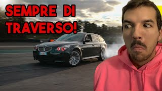 IMPOSSIBILE ANDARE DRITTO! INCREDIBILE - EL COCHE DE PAPEL EP. 3