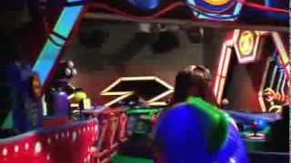 Disneyland Astro Blasters Break Down (Raw footage)