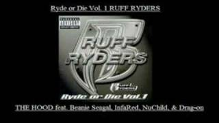 Watch Ruff Ryders The Hood video