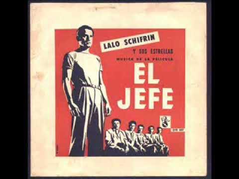 1958 - El Jefe , Latin Jazz , OST , Argentina