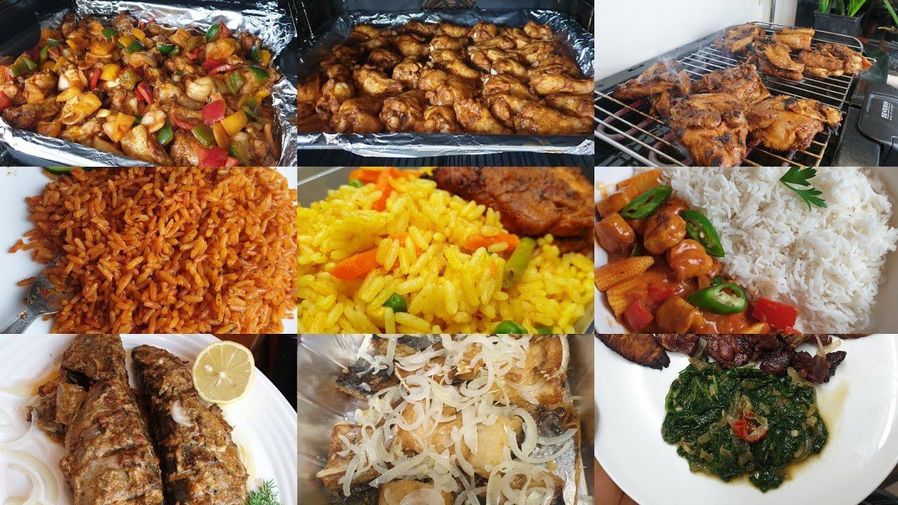 10 Top Versatile Food + African Recipes