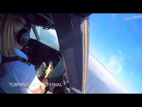 Life as a Ryanair pilot   Mariathepilot