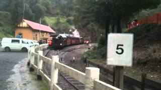 Walhalla Railway Centenary Part 1