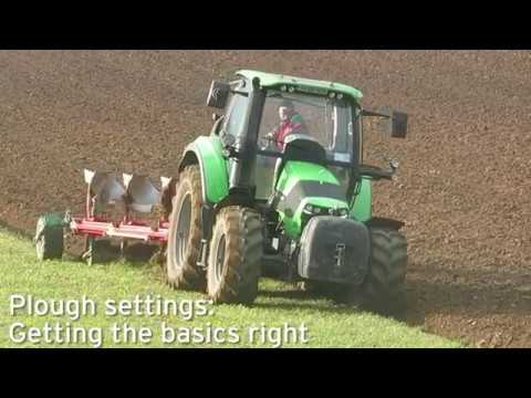 Plough settings: get the basic rights