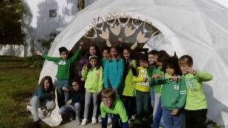 Gambar cover Hastear  Bandeira Eco-Escolas  EB Fernando Caldeira AEÁgueda