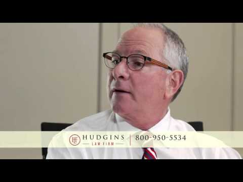 3 x :30 commercials produced for Hudgins Law Firm