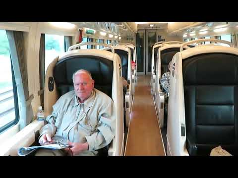 Brisbane To Tully And Return On The Spirit Of Queensland, Train. John Coyle Video.