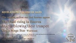 Revelation 8 end of days -  God's truth - Angels - Guardians live video footage exclusive