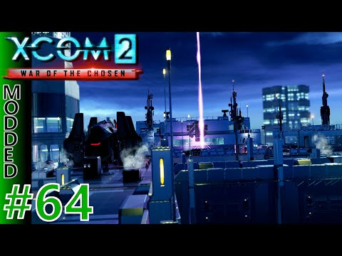 XCOM 2 THE HIVE #64 ADVENT Network Tower Operation Wolf Storm |