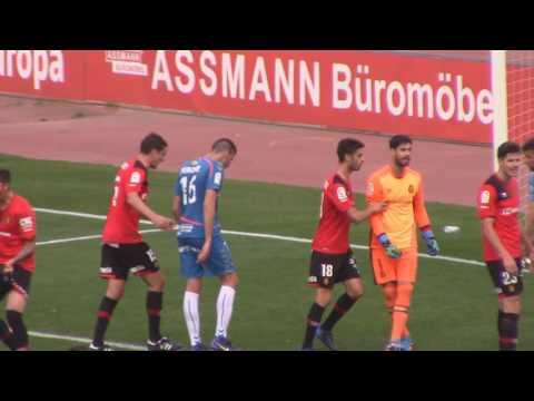 RCD Mallorca 0-0 Gimnàstic de Tarragona Segunda División