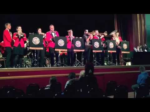 'Blue' - Thomas Gansch arranged by John Doyle. Performed by the SW Comms Band.