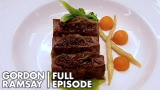 Michelin Starred Restaurant Takes On A Family Run Restaurant | Gordon Ramsay's Best Restaurant