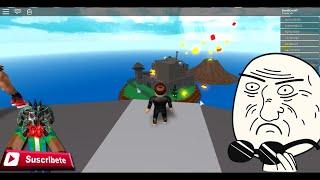 Roblox Desastres Naturales Gameplay [David Croz]