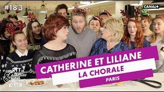 La chorale des stagiaires - Catherine et Liliane - CANAL+